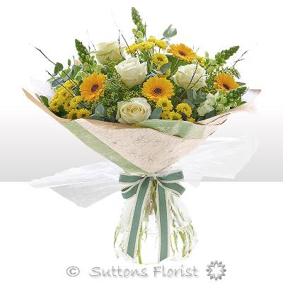 Golden Charm Hand tied