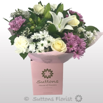Large Mothers Day Hand Tied