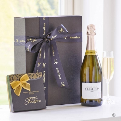 Prosecco and Chocolates Truffles Gift Set 2016 2016