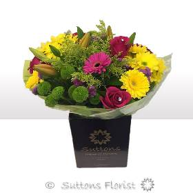 03. Vibrant Hand Tied