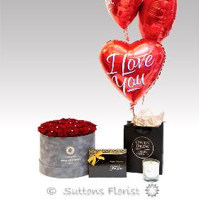 I Love You To Eternity Gift Set