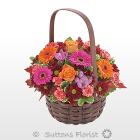 Autumn Daze Basket Classic