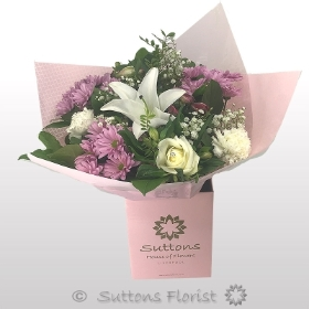 Classic Mothers Day Hand Tied