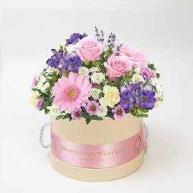 Mothers Day Petite Hatbox