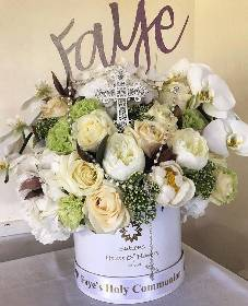 Personalized Bouquet Name Topper